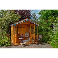 Forest Forest Hollington Summerhouse (Assembled)