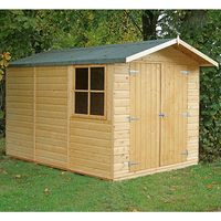 Shire Shire 7 x 10 Guernsey Double door shed