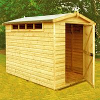 Shire Shire 10 x 8 Security Apex Shed