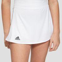 adidas Club Junior Tennis Skirt - White, White