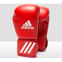 adidas AIBA Approved Boxing Gloves - Red/White, Red