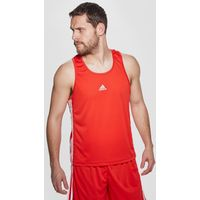 Men's adidas Base Punch Boxing Vest - Red, Red