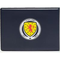 Official Team Scotland FA Match Day Card Wallet - Navy - Mens
