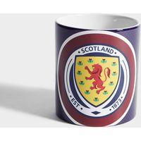 Official Team Scotland FA Bullseye Mug - White - Mens