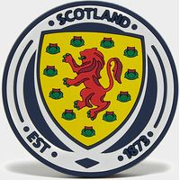 Official Team Scotland FA Crest Magnet - Blue/White - Mens