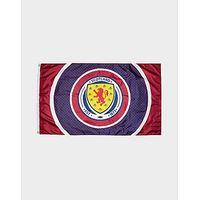 Official Team Scotland FA Bullseye Flag - Navy/Burgundy - Mens