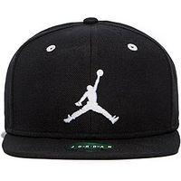 Jordan Jumpman Snapback Cap - Black/White - Mens