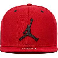 Jordan Jumpman Snapback Cap - Red/Black - Mens