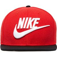 Nike Futura True 2 Snapback Cap - Red/Black - Mens