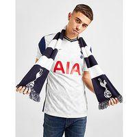 Official Team Tottenham Hotspur FC Bar Scarf - Navy/White - Mens
