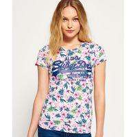 Superdry Vintage Logo Tropical T-shirt