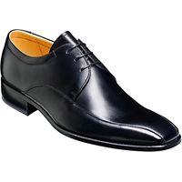 Barker Ross Leather Derby Shoes, Black