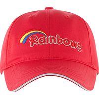Rainbows Uniform Cap, Red