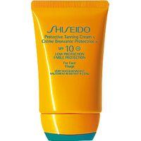 Shiseido Protective Tanning Cream N SPF 10, 50ml