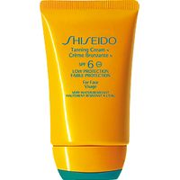 Shiseido Tanning Cream N SPF 6, 50ml