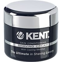 Kent SCT2 Mens Shaving Cream Tub, 125ml