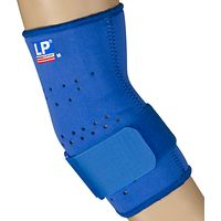 LP Supports Neoprene Tennis Elbow Support with Strap, Blue