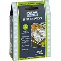 Polar Gear Ice Packs, Set of 3