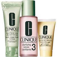 Clinique 3-Step Introduction Kit for Skin Type 3