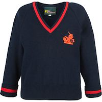 Thomass Boys Pullover, Navy
