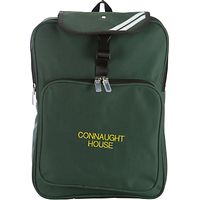 Connaught House School Unisex Junior Back Pack
