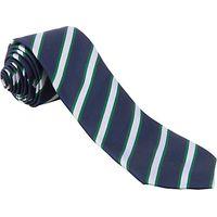 Gunnersbury Catholic School Boys Roche House Tie, Navy Multi
