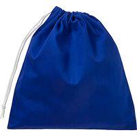 School Shoe Bag, Royal Blue