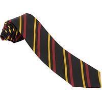 Dame Allans School Years 1-6 and Senior Girls Tie, Black Multi