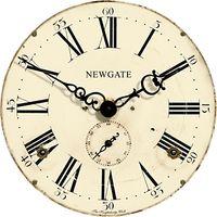 Newgate Knightsbridge Wall Clock