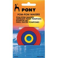 Pony Pom-Pom Makers