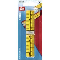 Prym Colour Analogical Tape Metric And Inch Tape Measure, 150cm