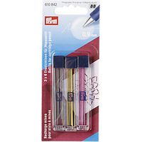 Prym Cartridge Pencil Refills, 9mm