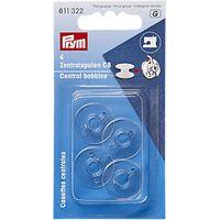 Prym Plastic Machine Spools, Pack of 4