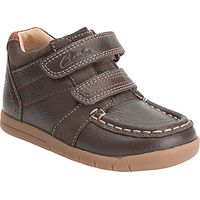 Clarks Crazy Dig Shoes, Brown