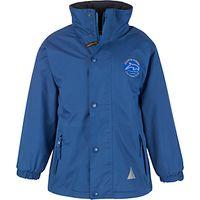 Dolphin School Jacket, Blue