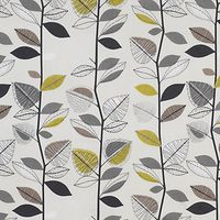 John Lewis Autumn Leaves Furnishing Fabric