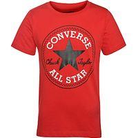 Converse Boys Chuck Patch T-Shirt, Red