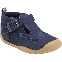 Start-rite Harry Shoes, Navy