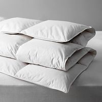John Lewis Classic Duck Feather and Down Duvet, 13.5 Tog