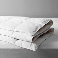 John Lewis Classic Duck Feather and Down Duvet, 4.5 Tog