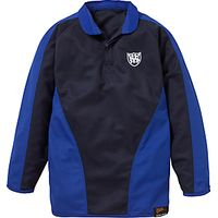 Windrush Valley School Football Shirt, Navy/Royal