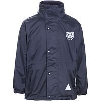 Windrush Valley School Coat, Navy