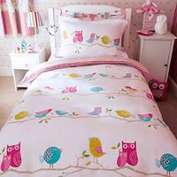 Harlequin What A Hoot Owls Duvet Cover and Pillowcase Set
