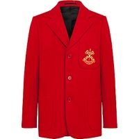 St Peter & St Paul School Blazer, Red