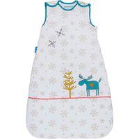 Grobag Mr Moose Sleep Bag 3.5 Tog, White/Multi
