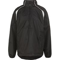 Little Heath Upper School Rain Jacket, Black