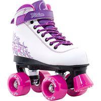 SFR Vision 2 Roller Skates, White/Purple