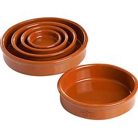 Regas Terracotta Tapas Dishes