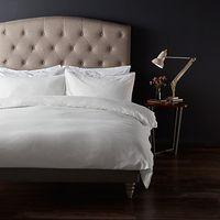 John Lewis Premium Brushed Cotton Bedding, White