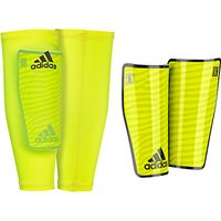 Adidas X Pro Lite Shin Guards, Solar Yellow/Black